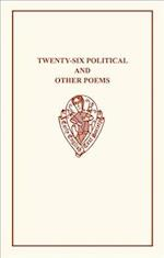 Twenty-Six Political Poems af J. Kail