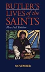 Butler's Lives of the Saints (BUTLER'S LIVES OF THE SAINTS, nr. 11)
