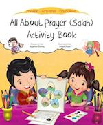 All About Prayer (Salah) Activity Book (Discover Islam Sticker Activity Books, nr. 3)