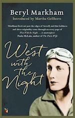 West With The Night (VIRAGO MODERN CLASSICS, nr. 2129)