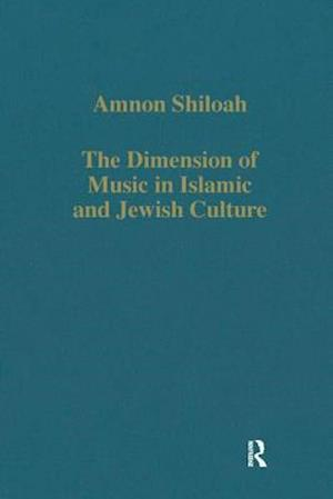 The Dimension of Music in Islamic and Jewish Culture