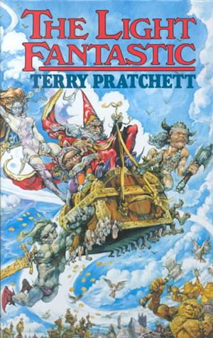 Bog, hardback The Light Fantastic af Terry Pratchett