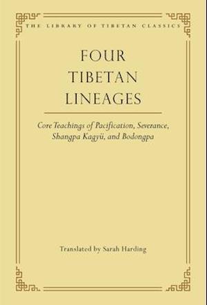 Four Tibetan Lineages, Volume 8