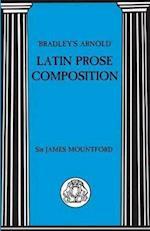 Bradley's Arnold Latin Prose Composition
