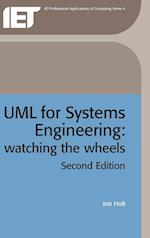 UML for Systems Engineering (Iee Professional Applications of Computing)