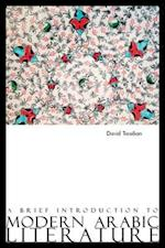 Brief Introduction to Modern Arabic Literature