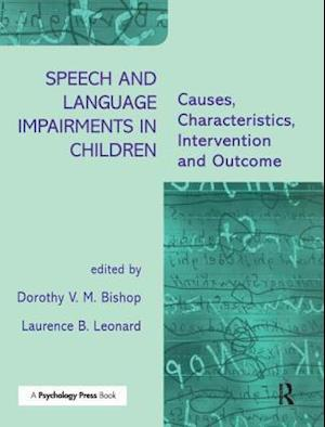 Speech and Language Impairments in Children