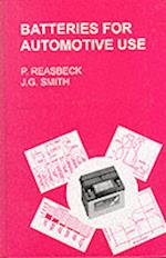 Batteries for Automotive Use (Electronic Electrical Engineering Research Studies Power Sources Technology, nr. 2)