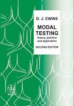 Modal Testing (Mechanical Engineering Research Studies Engineering Dynamics S, nr. 10)