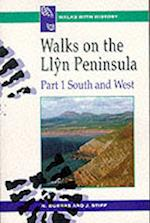 Walks with History Series: Walks on the Llyn Peninsula, Part 1 - South and West (Walks with History)