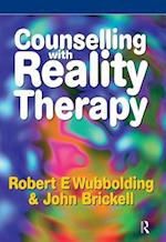 Counselling with Reality Therapy af Robert Wubbolding, John Brickell