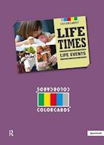 Life Times Colorcards: Life Events