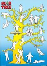 Giant Blob Tree Poster (Blobs)