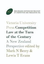 Competition Law at the Turn of the Century