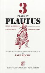 Three Plays af Titus Maccius Plautus