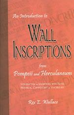 Introduction to Wall Inscriptions (From Pompeii and Herculaneum S)
