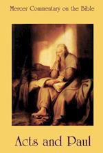 McOb Vol 7 Acts and Paul (MERCER COMMENTARY ON THE BIBLE, nr. 7)