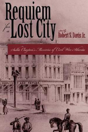 Bog, hardback Requiem for Lost City af Sarah Conley Clayton, Robert S. Jr. Davis
