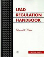 Lead Regulation Handbook