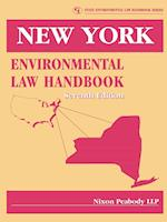 New York Environmental Law Handbook (State Environmental Law Handbooks, nr. 47)