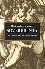 Sovereignty af Bertrand de Jouvenel