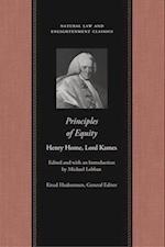 Principles of Equity af Henry Home, Henry Home Kames, Lord Kames
