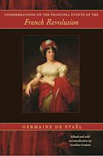 Considerations on the Principal Events of the French Revolution af Germaine de Stael