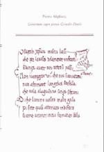 Pietro Aligheri, Comentum Super Poema Comedie Dantis (MEDIEVAL & RENAISSANCE TEXTS & STUDIES, nr. 247)