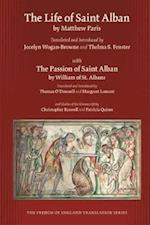 The Life of St. Alban by Matthew Paris af Matthew Paris, Jocelyn Wogan Browne, Thelma S Fenster