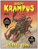 Krampus Sticker Book #2 af Monte Beauchamp