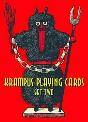 Krampus Playing Cards Set Two