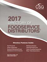 Directory of Foodservice Distributors 2017 (DIRECTORY OF FOOD SERVICE DISTRIBUTORS)