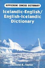 Icelandic-English/English-Icelandic Dictionary (Hippocrene Concise Dictionary)