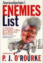 The Enemies List af P. J. O'Rourke