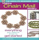 Making Chain Mail Jewelry (Absolute Beginner's Guide)
