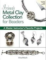 Irina's Metal Clay Collection for Beaders