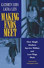 Making Ends Meet af Laura Lein, Kathryn Edin