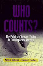 Who Counts? (1990 census research series)