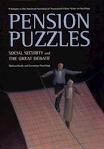 Pension Puzzles (American Sociological Associations Rose Series in Sociology Paperback)