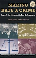Making Hate a Crime