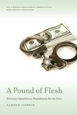 A Pound of Flesh (American Sociological Association's Rose Series in Sociology)