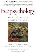Ecopsychology (Sierra Club Books Publication)