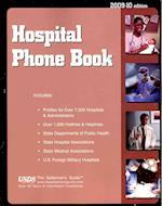 Hospital Phone Book 2009-2010