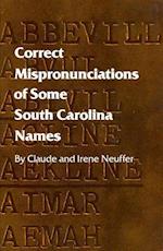 Correct Mispronunciations of Some South Carolina Names