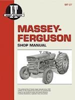 Massey-Ferguson Shop Manual MF-27 (Manual Mf-27)