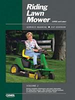 Riding Lawn Mower Service Manual 1992 and Later af Primedia Business Magazine Media