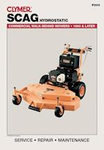 Scag Hydrostatic (Automobile to Lawn Mower)