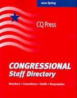 2010 Congressional Staff Directory/Spring 87e
