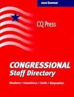 2010 Congressional Staff Directory/Summer 88e