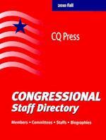 Congressional Staff Directory Fall 2010